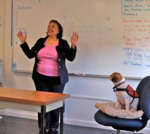 Royal Frenchel Marie and Pearl Teaching